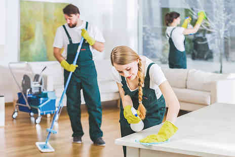 eMop - £30 home or office cleaning voucher to spend with eMop - Save 50%