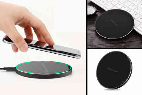Wow What Who - Usb Qi wireless charger - Save 80%