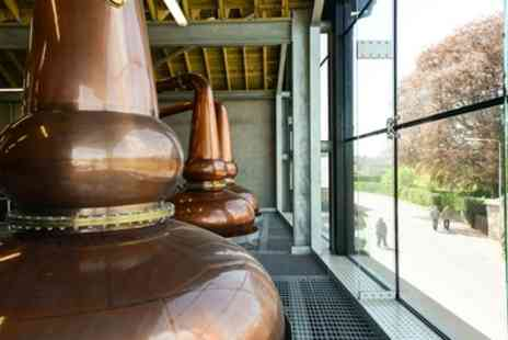 Lindores Abbey Distillery - Distillery Tour for Two or Four - Save 40%