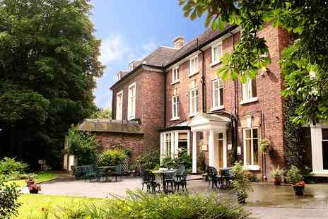 Chez Maw & The Valley Hotel - Afternoon tea with bubbly for 2 in historic Ironbridge - Save 39%
