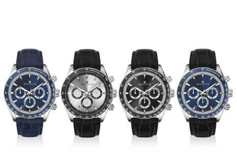 Brand Arena - Mens Executive watch choose from 14 designs - Save 78%