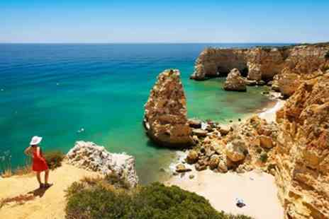 Teletext Holidays - Five night Algarve break with flights & breakfast - Save 0%