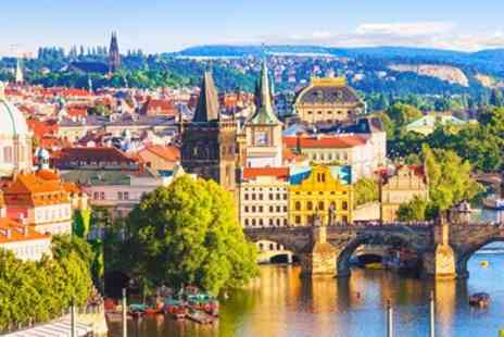 Teletext Holidays - Two night Prague winter market break with flights & breakfast - Save 0%
