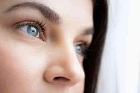 Sundar Beauty Salon - Eyelash or Eyebrow Tint with Eyebrow or Full Face Threading - Save 56%