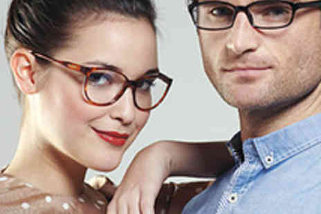 Glasses Direct - Voucher for £55 to Spend on Prescription Glasses - Save 64%