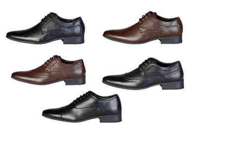 Brands Store - Duca di Morrone mens lace up brogues choose between five colours - Save 71%