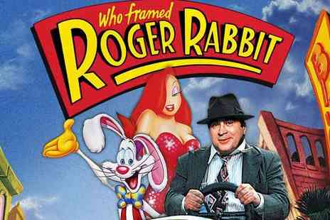 BFI - Who Framed Roger Rabbit Family Funday plus Q&A - Save 20%