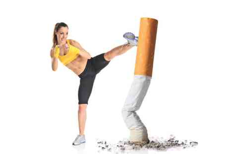 E Careers - Online stop smoking day & night package - Save 88%
