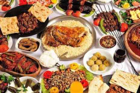 Turkish Kitchen - 10 or 20 Meze to Share to Share - Save 60%