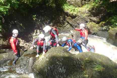 Action Adventure Activities - Canyoning Experience for One or Two - Save 56%