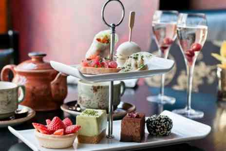 Enelles Glasshouse - Traditional or Sparkling Afternoon Tea for Two or Four - Save 46%
