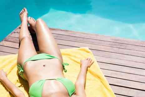 ADL Aesthetics - Six Sessions of Laser Hair Removal on Area of Choice - Save 58%