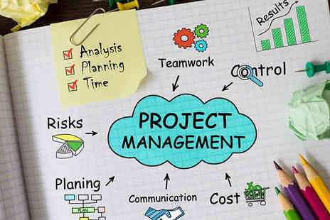 Ecourses4you - Certificate in Project Management or Project Management  Five Course Bundle - Save 95%
