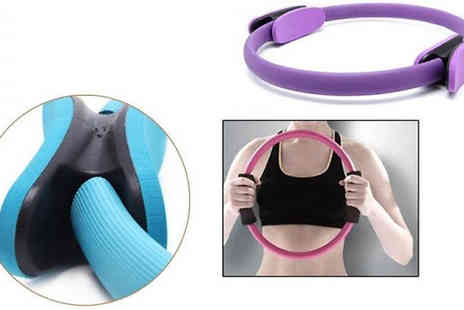 HXT Goods - Resistant Yoga & Pilates Ring in 6 Colours - Save 50%