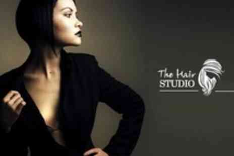The Hair Studio - Restyle Cut and Blow Dry With Conditioning Treatment - Save 61%