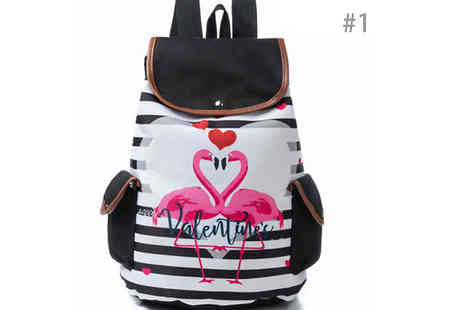 Good 2 Items - Magical Unicorn Backpack Choose 8 Styles - Save 75%