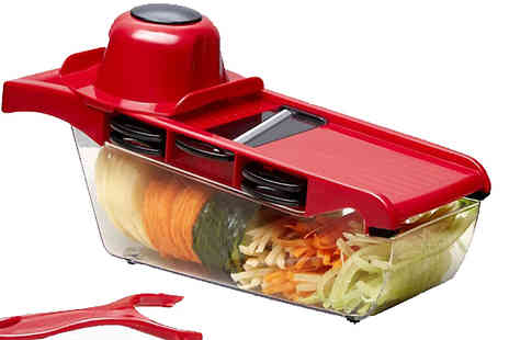 Good 2 Items - 7 Piece Vegetable Cutter Set - Save 75%