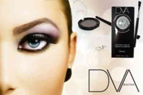 DVA Beautique - Two Eyebrow Make Up Kits - Save 67%