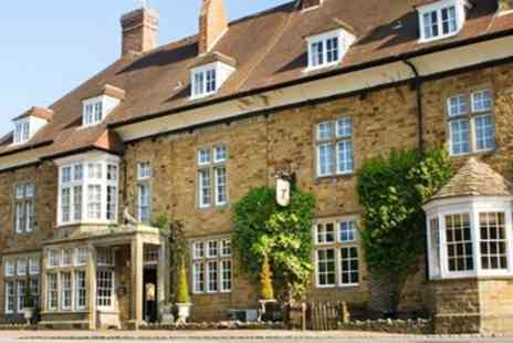 The Speech House Hotel - Forest of Dean hunting lodge stay with wine - Save 46%