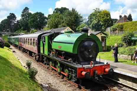 Spa Valley Railway - Return scenic railway trip for 2 in Kent - Save 58%