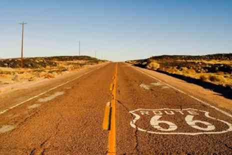 Hays Travel - Drive along Route 66 including flights, car & stays - Save 0%