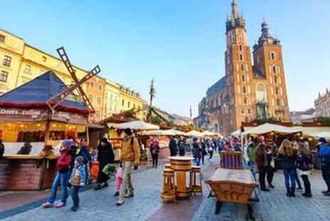Hays Travel - City break during Christmas markets with flights - Save 0%