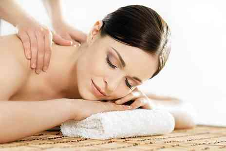 Aesthetics Clinic - One hour Swedish massage with hot oils for one person - Save 66%
