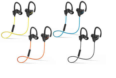 Wow What Who - 56S Wireless Bluetooth earphones choose between - Save 80%
