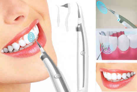 Yello Goods - Sonic pic electric tooth cleaner - Save 83%
