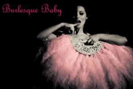 Burlesque Baby - Four Session Burlesque Variety Course - Save 57%