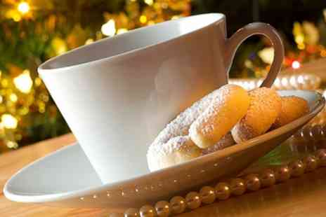 Radisson Blu - Festive Afternoon Tea with Optional Glass of Prosecco for Two or Four - Save 62%