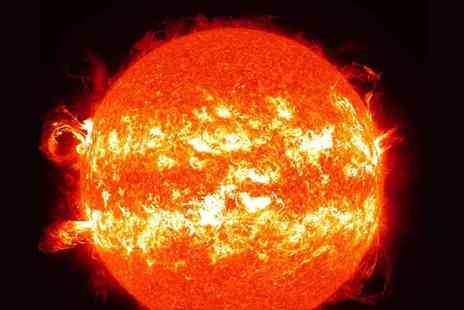 Ingresso - The Sun, Living With Our Star at the Science Museum, Under 16s go Free - Save 0%