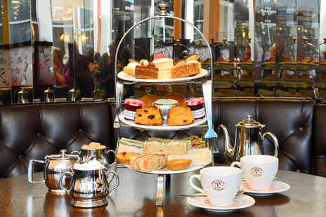 Patisserie Valerie - Thames Sightseeing River Cruise with Afternoon Tea for Two - Save 25%