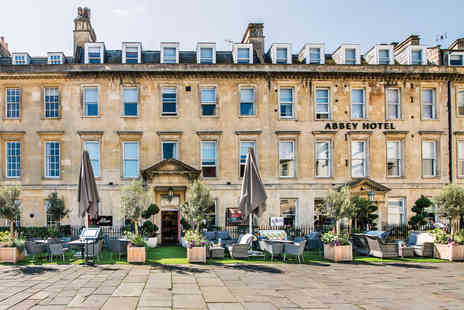 The Abbey Hotel - Two Night Bath Break for Two - Save 0%