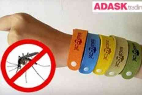 Adask Trading - 5 Mosquito Bands - Save 67%