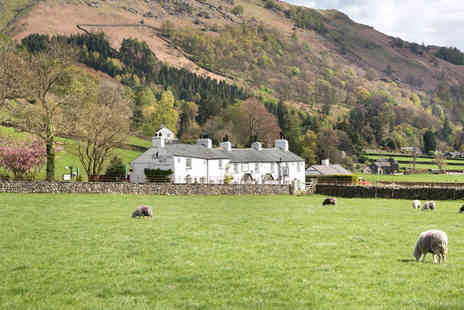 The Travellers Rest Inn - One, two or three night Lake District stay with breakfast and wine on arrival - Save 42%