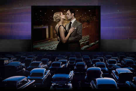 SB12 Entertainment - Drive in cinema ticket for one car to the Christmas Drive In Cinema & Market - Save 24%