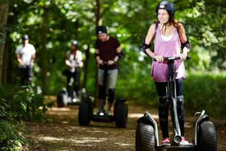 Segway Events - Choice of 60 Minute Segway Experience for Two - Save 60%