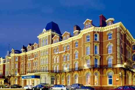 Imperial Hotel Blackpool - Standard Double Room for Two with Breakfast and Optional Afternoon Tea and Dinner - Save 42%