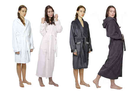 Brand Arena - Bown of London womens dressing gown - Save 60%