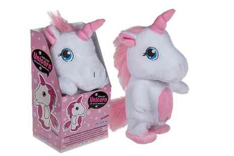 Direct 2 public - An interactive unicorn toy - Save 63%