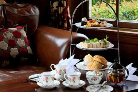 Macdonald Hotels - AA Rosette Traditional or Sparkling Afternoon Tea for Two or Four - Save 50%