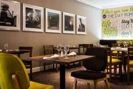 Holiday Inn Walsall - Traditional Afternoon Tea with Optional Glass of Prosecco for Two or Four - Save 46%