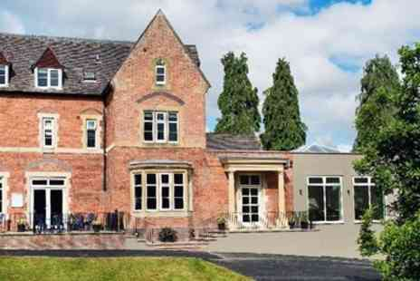 The Cliffe at Dinham - Gourmet Shropshire hotel break - Save 39%