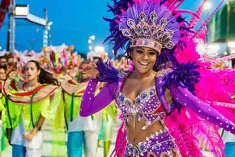Infinity Cruises - South America cruise with flights & Rio Carnival ticket - Save 0%