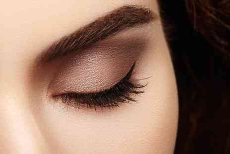 Beaute Browderie Lounge - Session of eyebrow microblading or semi permanent makeup including lip liner, top or bottom eyeliner - Save 79%