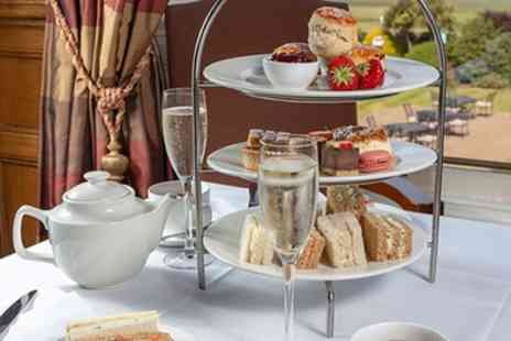 Macdonald Drumossie Hotel - AA Rosette Afternoon Tea or Champagne Afternoon Tea for Two or Four - Save 50%