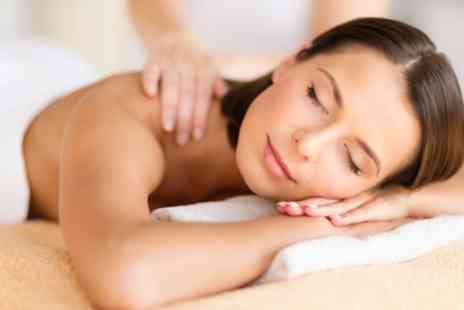 Allura Beauty - 30 or 60 Minute Swedish Back Massage with Optional Facial - Save 29%