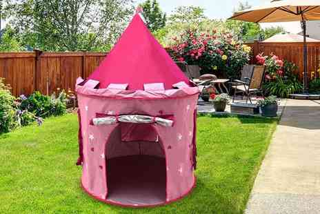 Who Needs Shops - A kids pop up fairy princess play tent - Save 75%