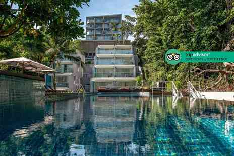 Great Pacific Travels - Seven night Rayong, Thailand beach break with flights and breakfast - Save 41%